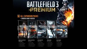 battlefield 3 premium packs