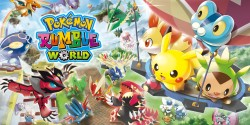 Reseña|Pokémon Rumble World