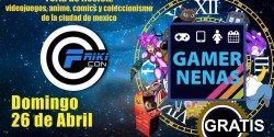 Cobertura | Frikiconmx – La convención hecha por fans para fans