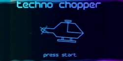 VIDEO | Techno Chopper, jueguito indie punchis punchis