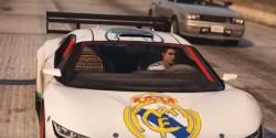 El futbolista Cristiano Ronaldo invade Grand Theft Auto V