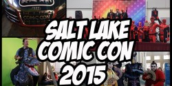 VIDEO | Recorrido por Salt Lake COMIC CON 2015