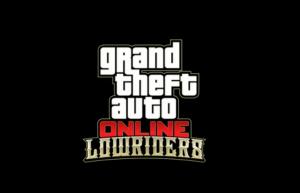 GTA V Lowriders