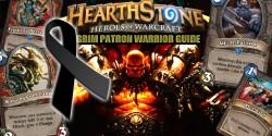 Blizzard Nerfea la carta COMANDANTE GRITO DE GUERRA