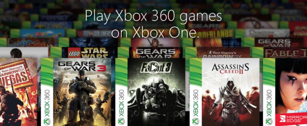 Xbox One |  Lista completa de los juegos con retrocompatibilidad